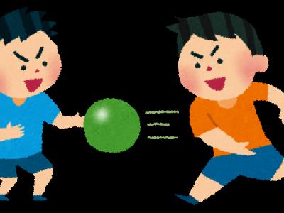 dodgeball 400x300 - ♪11月9日(金)♪toiro戸塚②